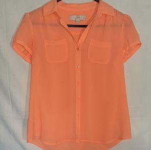 Orangeypeachy Blouse